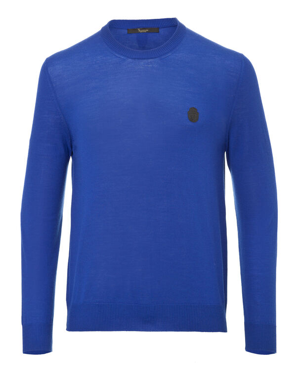 """Pullover Round Neck LS """"Another"""""""