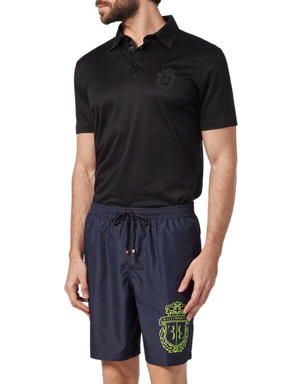 Beachwear Long Trousers Crest