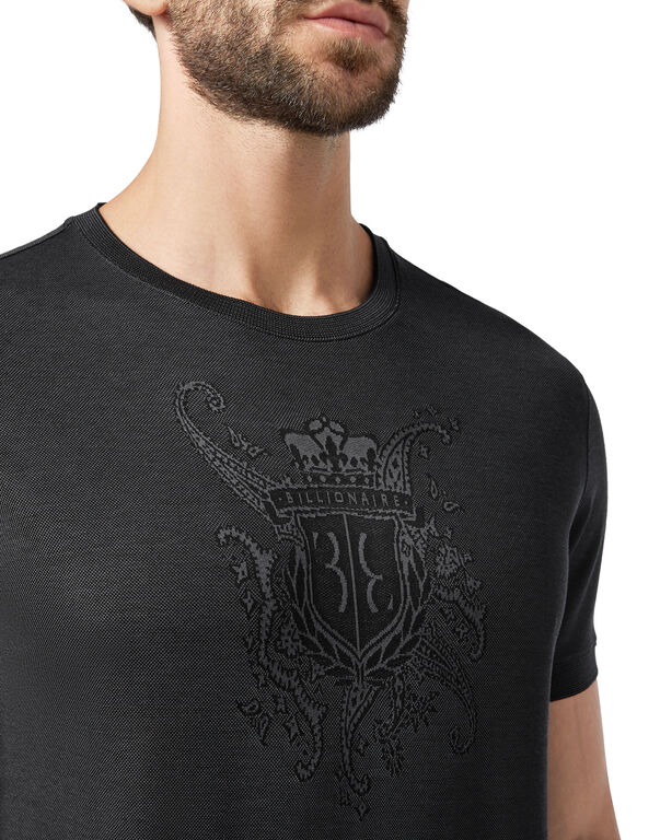 T-shirt Round Neck SS Paisley