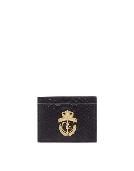 Credit Cards Holder with Python Luxury