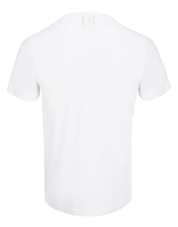 T-shirt V-Neck SS Members only
