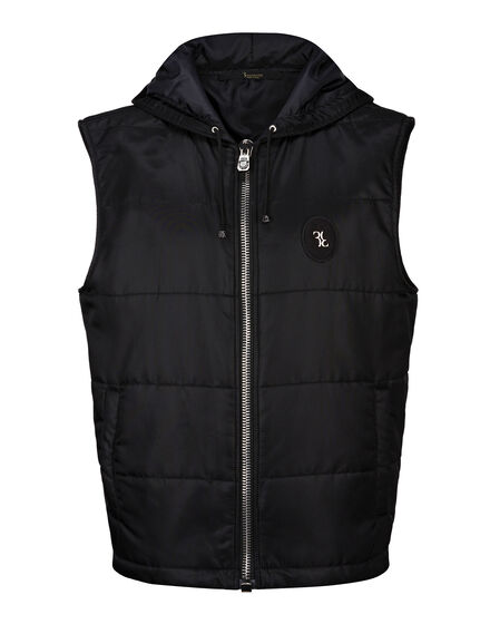 Short Vest Lion