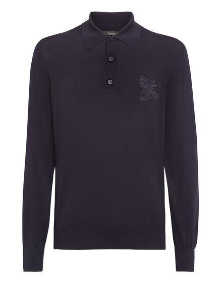 Pullover Polo-Neck LS Falcon