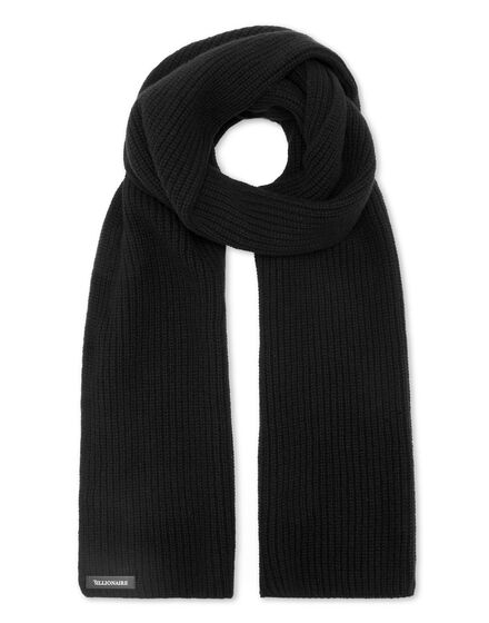 Cashmere Long Scarf Iconic