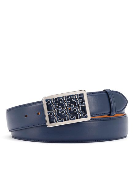 Belt Arctic blue
