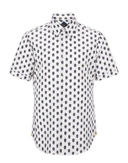 Shirt Silver Cut SS Donat