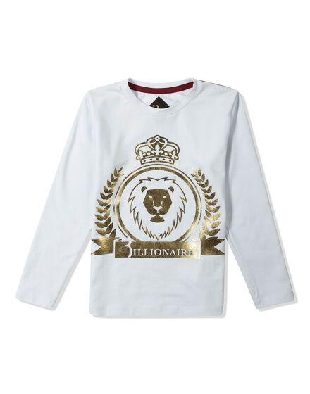 T-shirt Round Neck LS Royal Fly