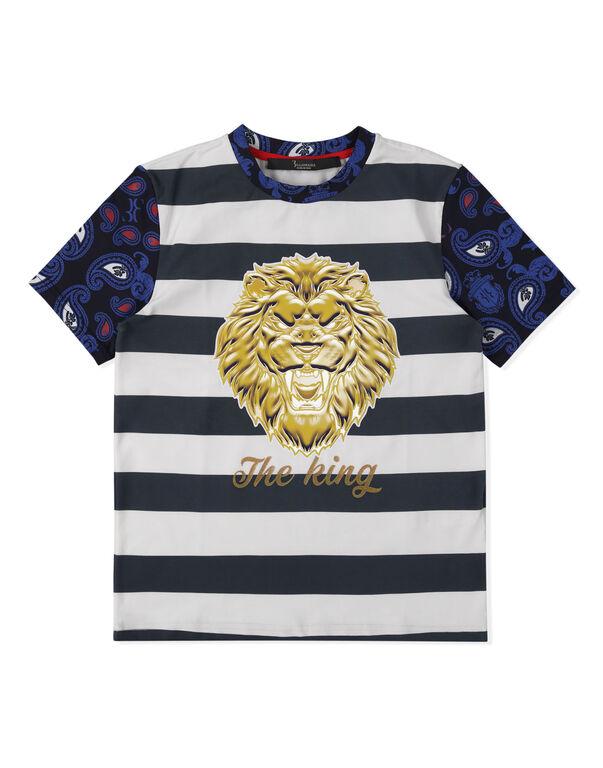 "T-shirt Round Neck SS ""Islington"""