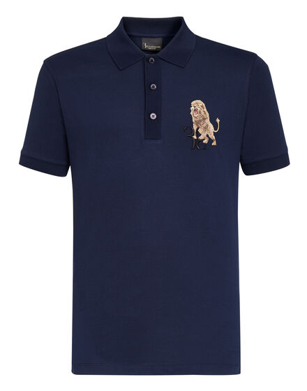 Polo shirt SS Lion