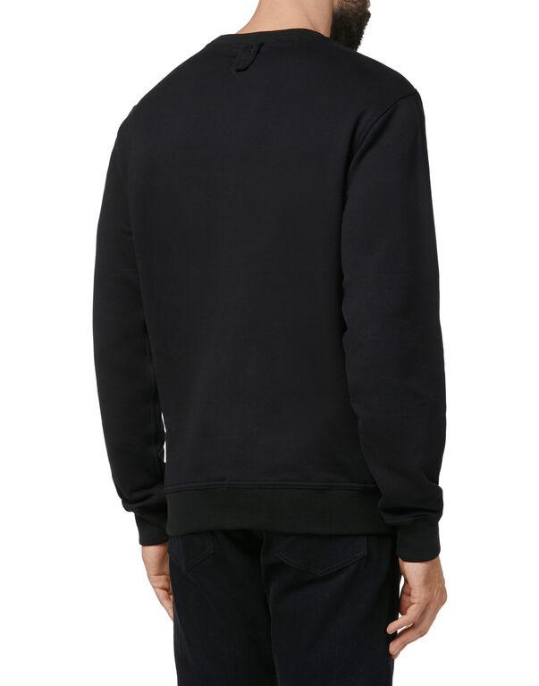 Sweatshirt LS Palms