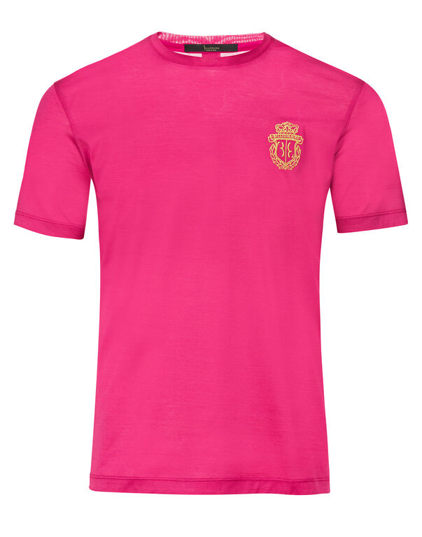 "T-shirt Round Neck SS ""Edoardo"""