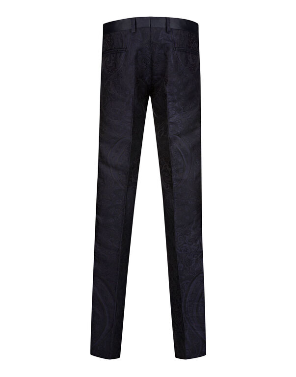 Slim Trousers Elegant