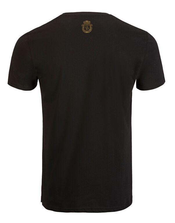 "T-shirt Round Neck SS ""Chris"""