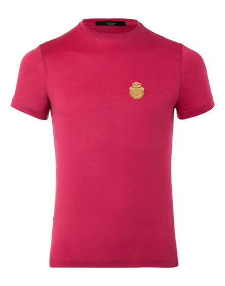 T-shirt Polo Neck SS