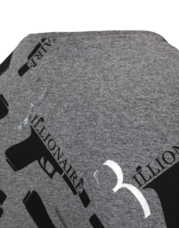 "T-shirt Round Neck SS ""Boe"""