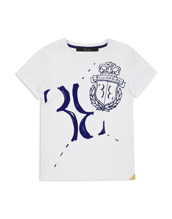 "T-shirt Round Neck SS ""Tomy"""