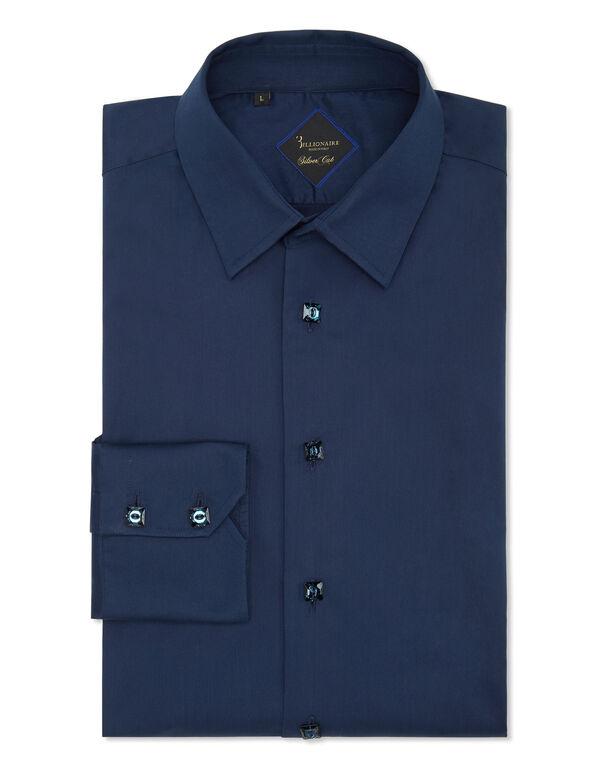 Shirt Silver Cut LS/Cristal Original