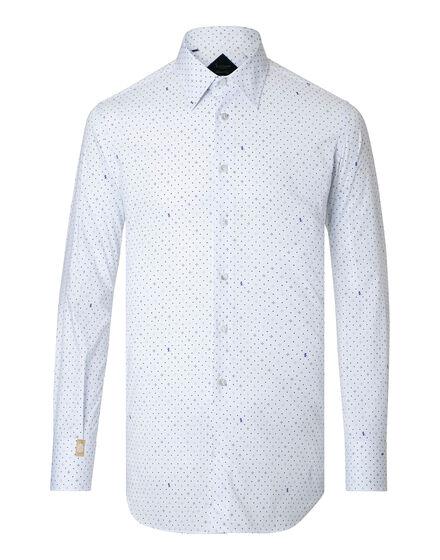 Shirt Silver Cut LS Bernard
