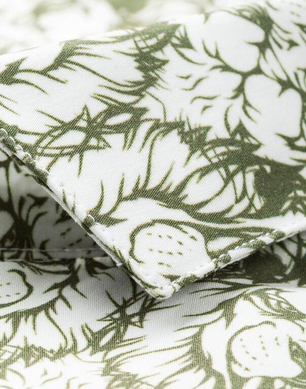 "Shirt Silver Cut LS ""Leone"""