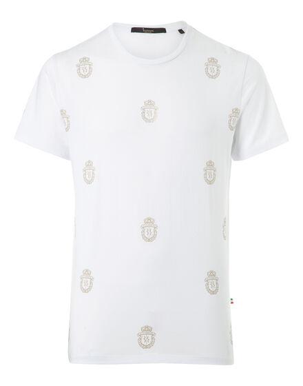 T-shirt Round Neck SS Wendell