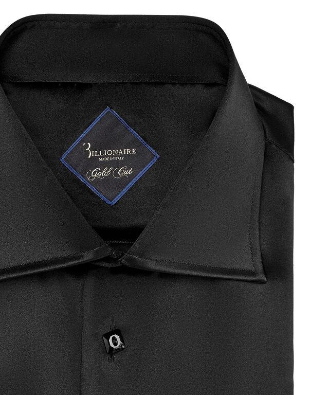 Shirt Gold Cut LS/Flavio Elegant