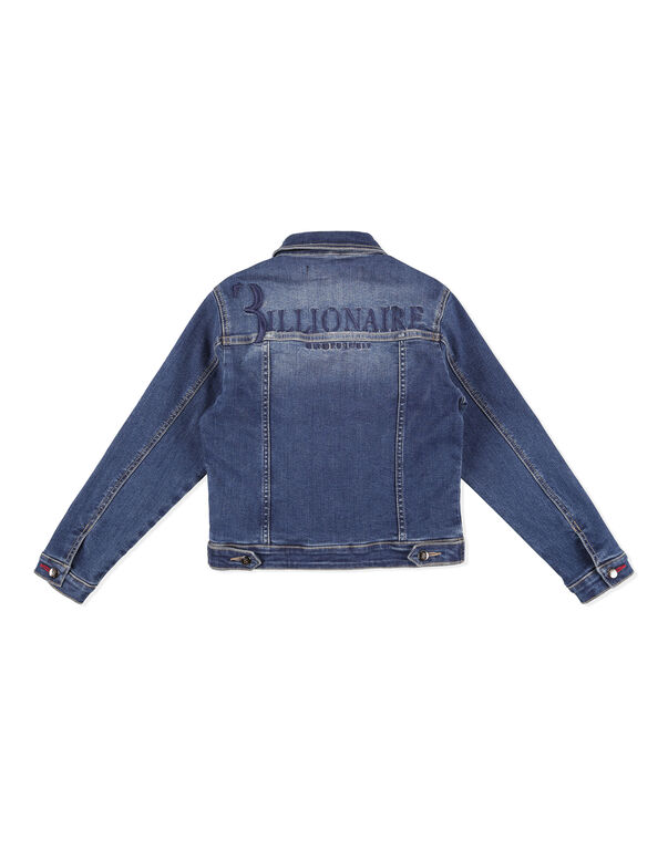 Denim Jacket Members only
