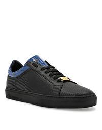 black / dark blue