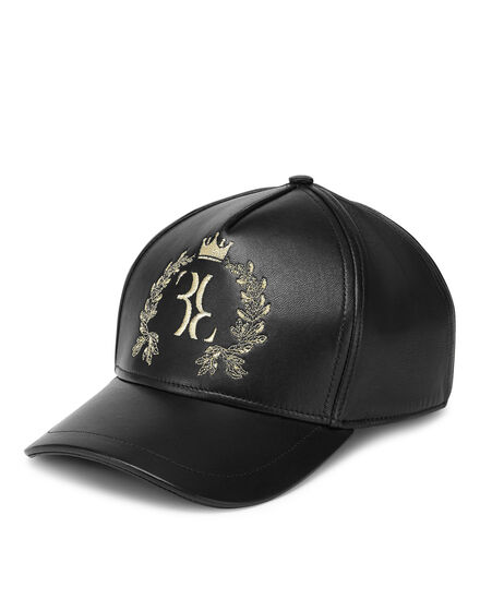 Visor Hat Baroque Double B
