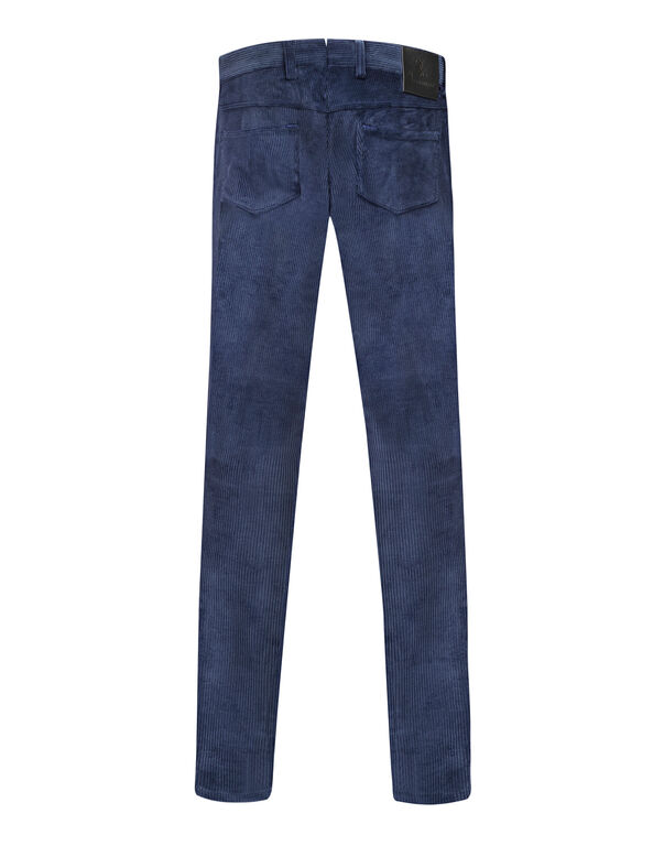 "Long Trousers ""Bill"" - DROP SUPER SLIM"