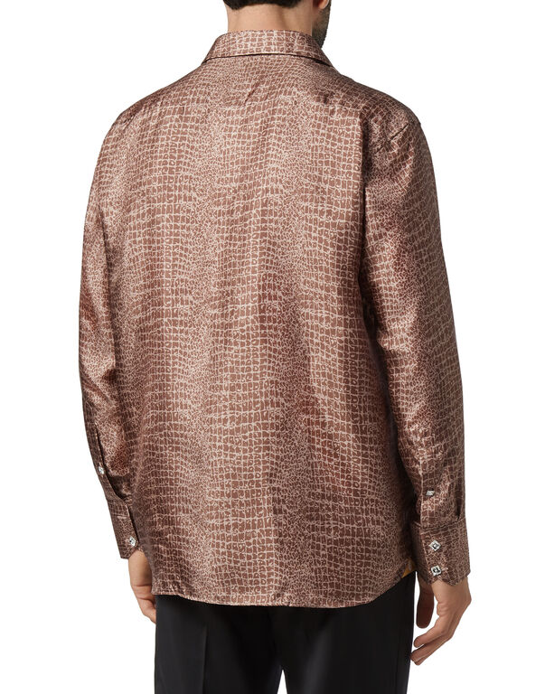 Shirt Gold Cut LS/Milano Original