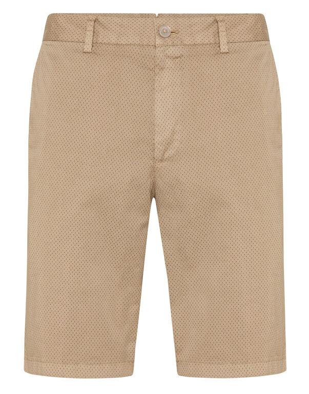 Short Trousers Slim Fit Double B