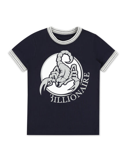 T-shirt Round Neck SS Scorpion