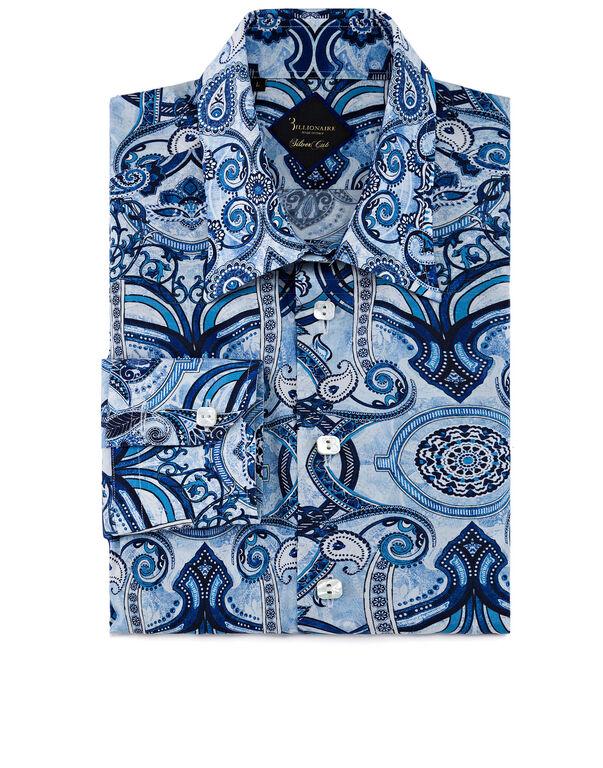 Shirt Silver Cut LS/Milano/Watch/ Original