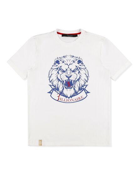 T-shirt Round Neck SS Charlston Hir