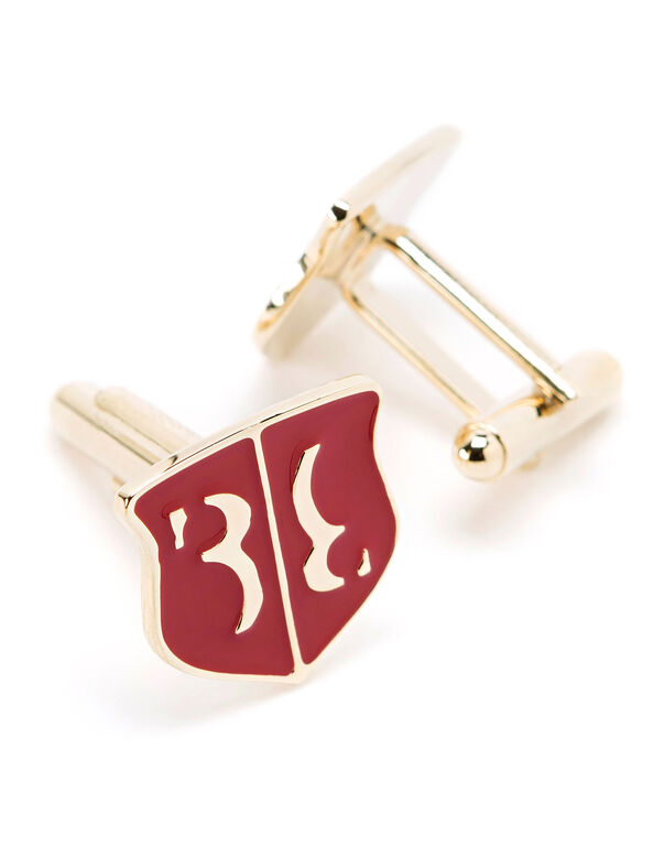 "metal cufflinks ""Cuff BB set"""