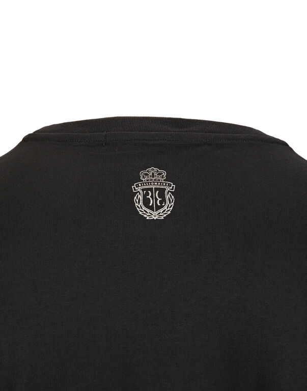 """T-shirt Round Neck SS """"Double lion"""""""