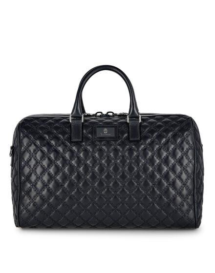 Medium Travel Bag Logos