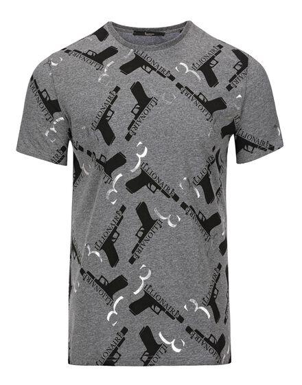 T-shirt Round Neck SS Boe