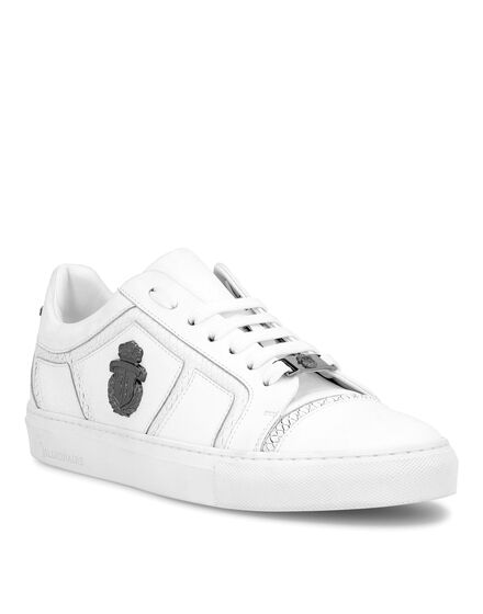 Lo-Top Sneakers Crest