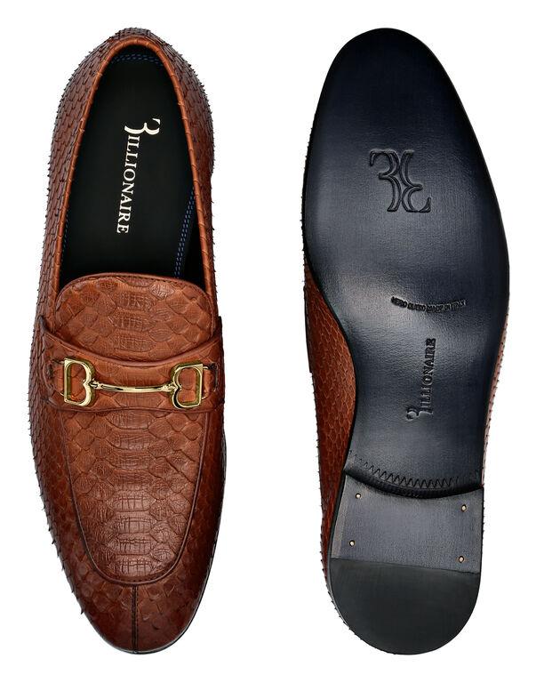Python Loafers Luxury