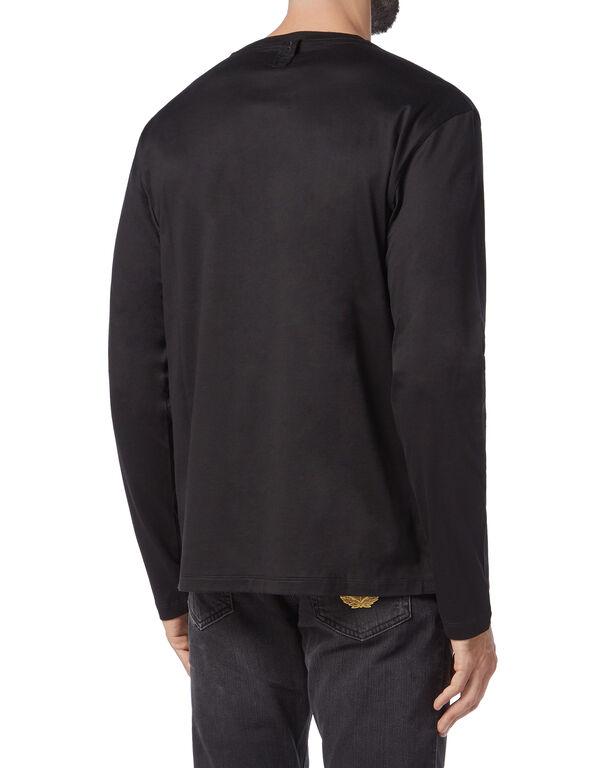 """T-shirt Round Neck LS """"Hadès"""""""