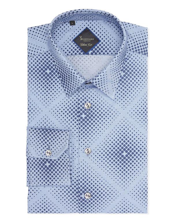 Shirt Silver Cut LS - Milano Original