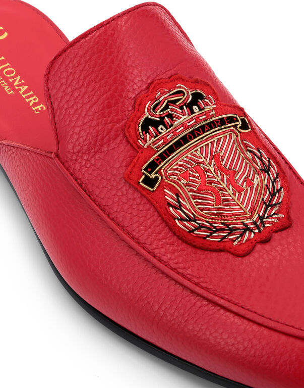Loafers Crest