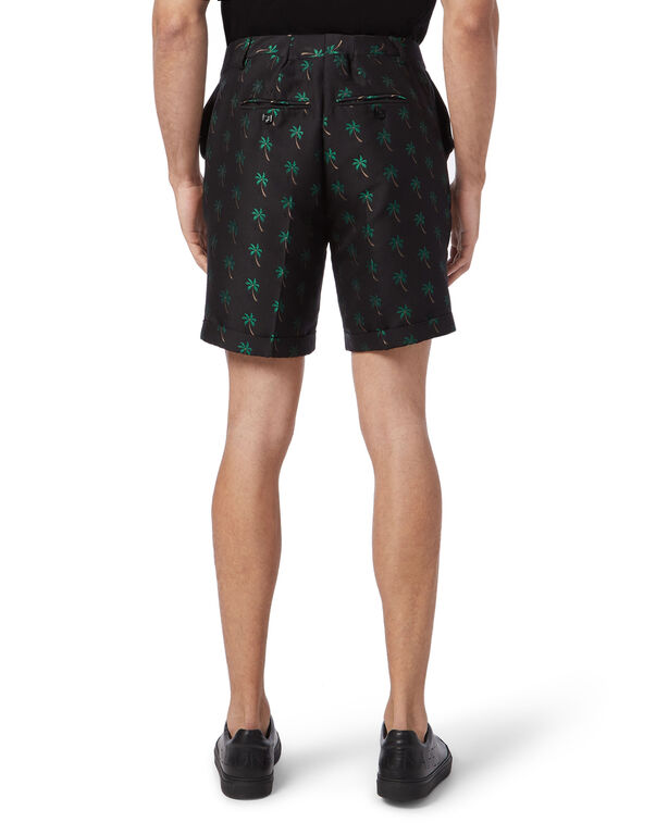 Short Trousers Slim Fit FS Palms