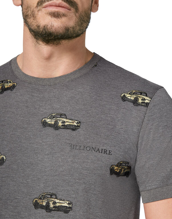 T-shirt Round Neck SS Cars Racing