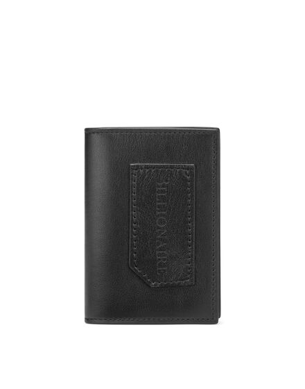 Leather Credit Cards Holder Istitutional