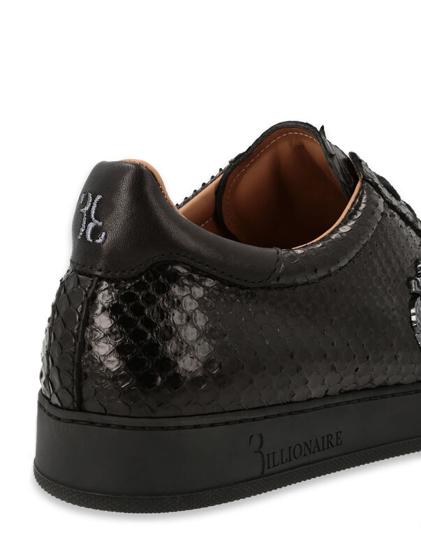 Lo-Top Sneakers Double B