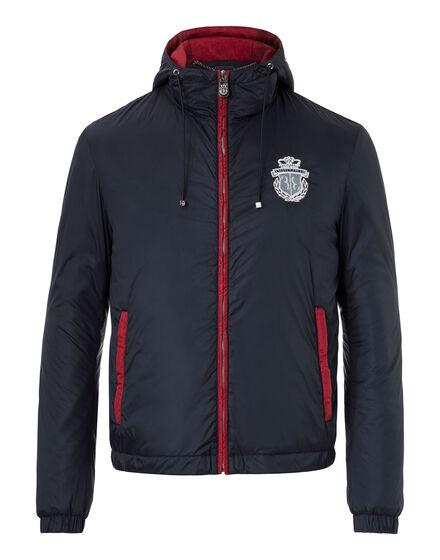 Nylon Jacket Pierre