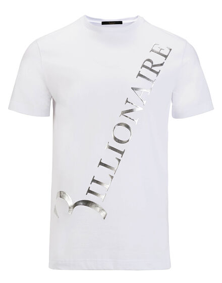 T-shirt Round Neck SS Billionaire