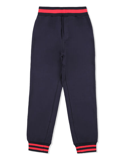 Jogging Trousers Oxford Brick